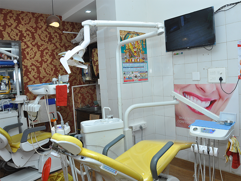 Best Dental Clinic in Nellore-AU